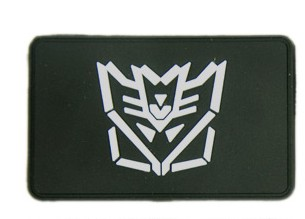Transformers The Game Team Logo Airsoft Velcro Patch