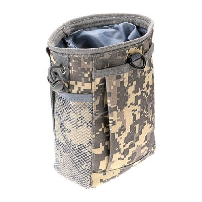 Airsoft Molle Tactical Magazine Pouch USMC Utility Tool Bag ACU