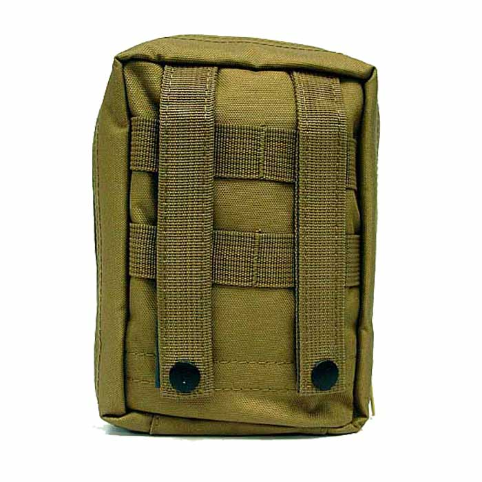 Cond Tactical MOLLE Combat EMT Medic First Aid Tool Pouch System DE