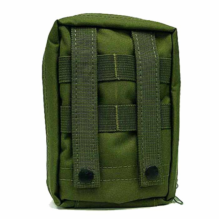 Cond Tactical Molle EMT First Aid Combat Medic Tool Pouch System Bag