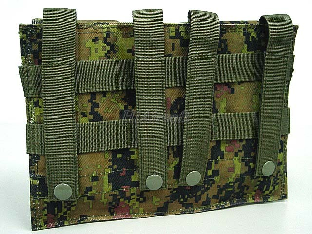 Triple M4 Mag Magazine Tactical Pouch