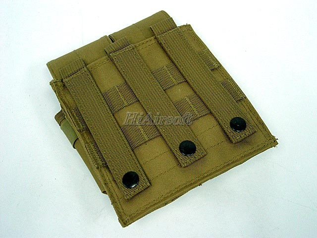 M4 5.56mm Pistol Mag Molle Pouch
