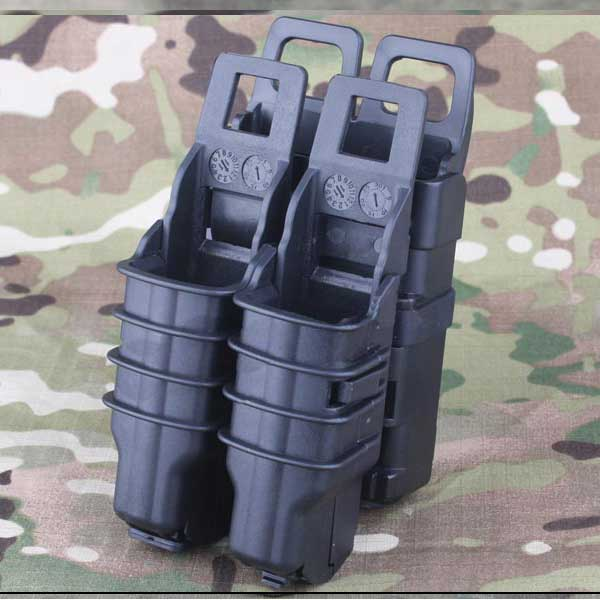 Fast Attach Rifle Pistol Holder