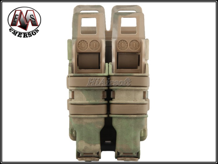 Fastmag Rifle Pistol Pouch Attach