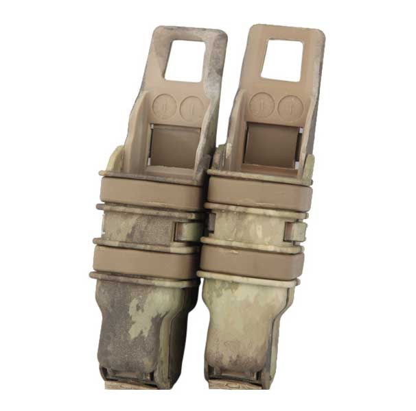 Heavy Duty EMERSON Fast Pistol Mag Magazine Attach Pouch Holder N4