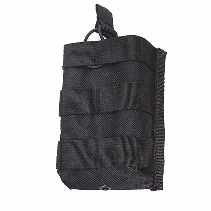 Outdoor Tactical M4 Magazine Speed Reloader Pouch Molle MPS AEG Bag