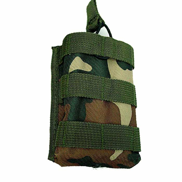 Outdoor Tactical Molle M4 Magazine Pouch Speed Reloader MPS AEG Bag
