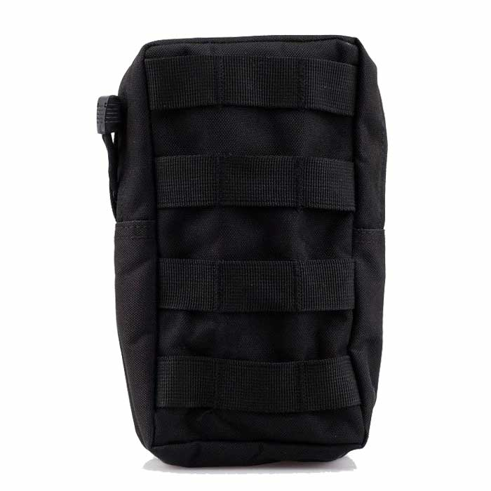 Tactical Molle PALS Modular Utility Pouch Magazine Mag Medic Bag BK
