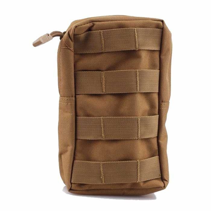 Tactical Molle Utility Magazine Drop Pouch First Aid System Tool Bag
