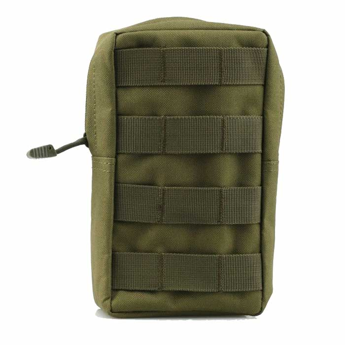 Tactical Molle First Aid Bag Magazine Drop Pouch Medic Tool Bag OD