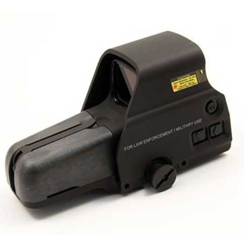 556 Tactical Holographic Sightn A65 Red Dot Sight Black
