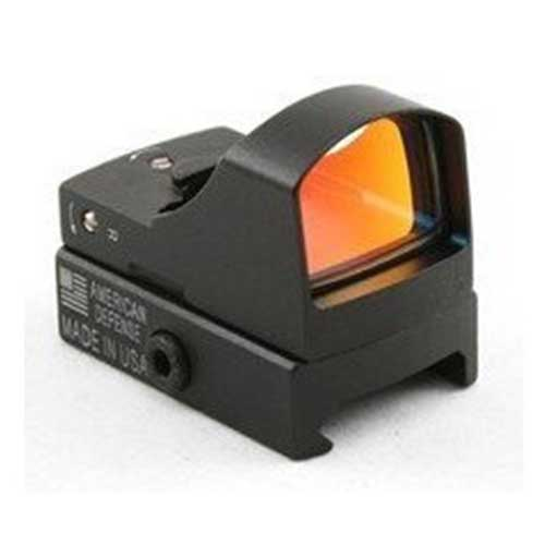 Tactical Flat Top FastFire Manual On Off Auto Red Dot Sight