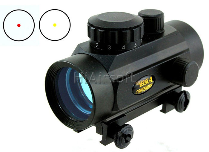 30 mm Green red Dot Scope