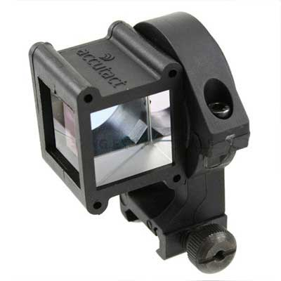 Wide Sight Rotates 360?Red Dot Holographic Sight black