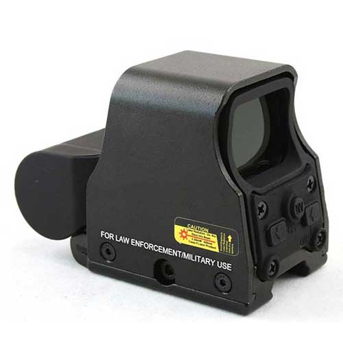 XPS Red and Green Tactical Holographic Rifle Sight fits any 20mm