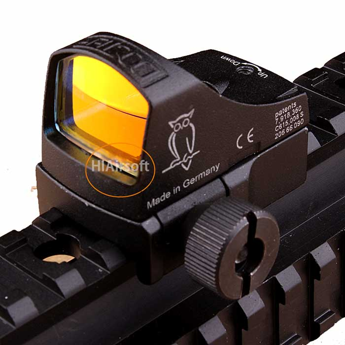 Docter Sight III Optics Reflex 1x20 Red Dot Sight Pistol Gun Black