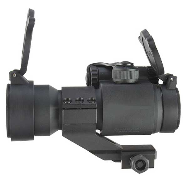 Vector Optics 1x35 Tactical M3 Red Dot Scope Reflex Weapon Sight BK