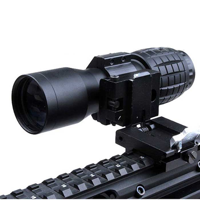 5X Magnifier Scope Red Dot FTS Eotech Aimopint Or Similar Scopes