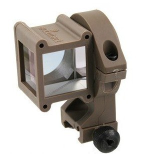 360 Degree Rotate Red Dot Holographic Wide Sight Tan