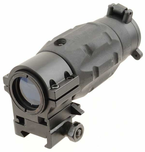 Leapers 3x magnifier Style Scope with FTS Mount