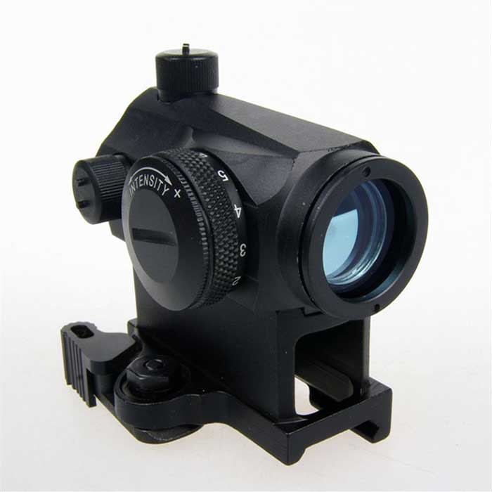 T-1 Style Red Dot Telescopic Sight With Larue QD Mount 20mm Rail
