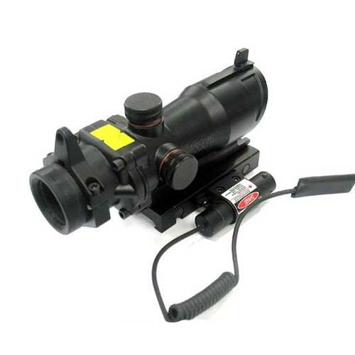 Trumpet Shell Green And Red Dot Sight Electronic Mechanical