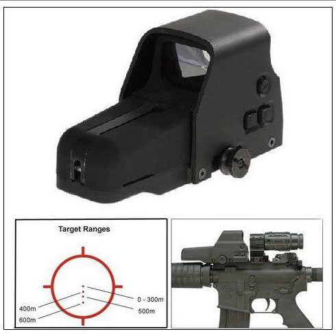 557 Red Dot Sight