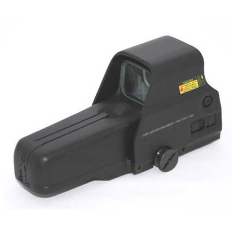 557 Holographic Weapon Sight AR 223 Red Dot Sight NV Compatible