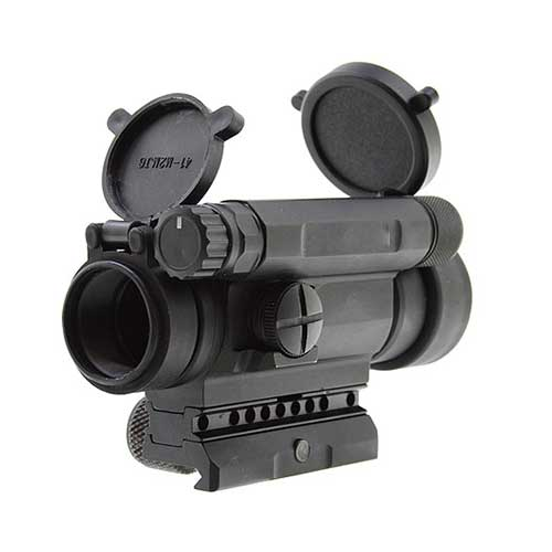 Aim Comp M4 Scope 2MOA Green Red Dot Sight Black