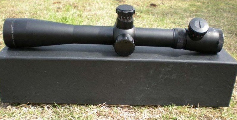 Leupold 3.5-10X50 scope