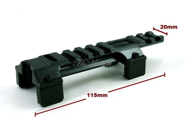 Scope Rail mount