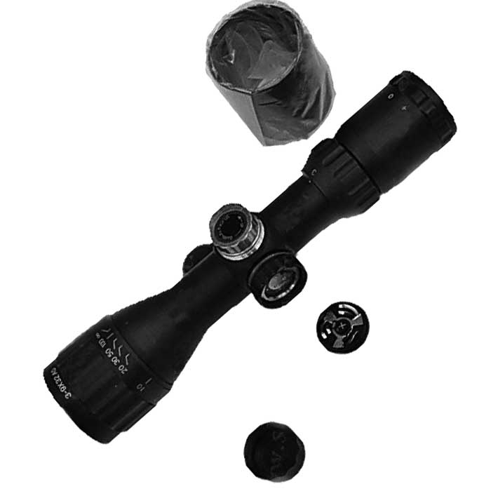 UTG 3-9X32 AOCE Rifle Scope Adjustable Tactical Optics Riflescope