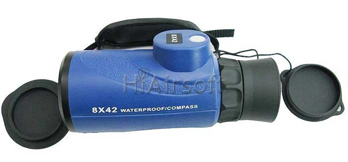Waterproof Compass Monocular