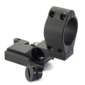 Comp M2 Cantilever QD Mount Offset Flashlight Mount Ring