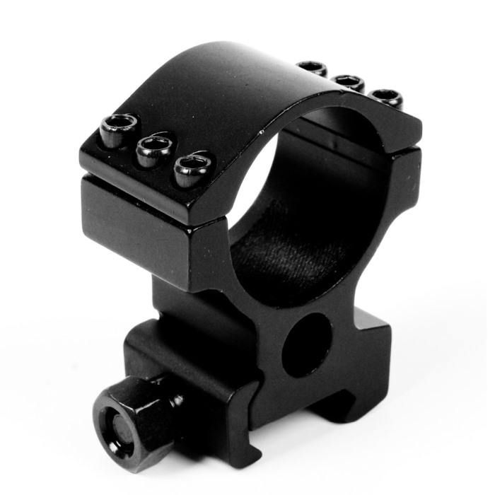 30mm Profile Scope Flashlight Ring Mount 20mm Weaver Rail Mount