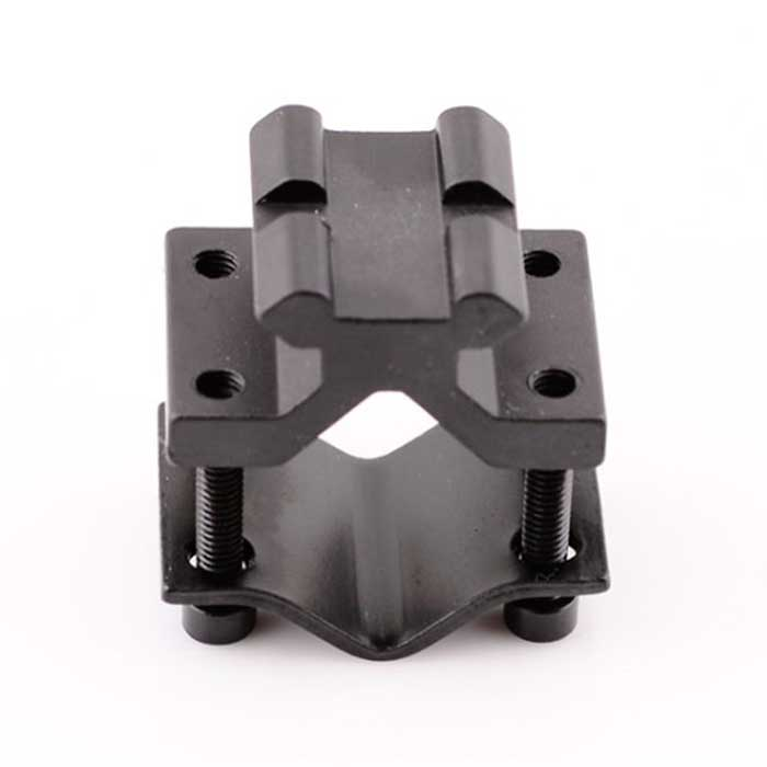 Adjustable Universal Rail 20mm Weaver Barrel Rail Mount Adapter