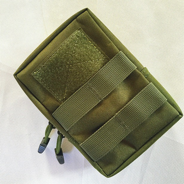Commute Waist Bags Tactical Army Fans Phone/Purse Bags Green
