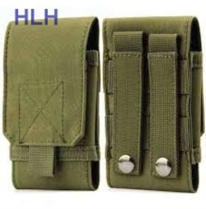 Military Green Packbags Small Pouch Tactical Packpack Phone Bags