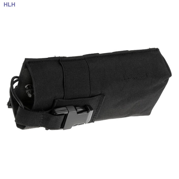 Tactical Water Bags Army Fans Outdoor Packpack Black