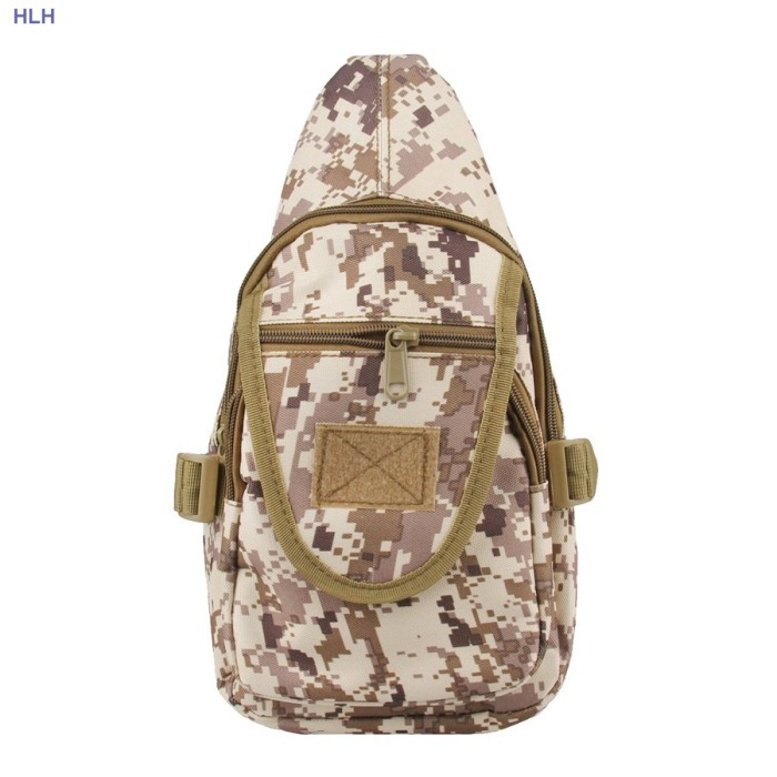Outdoor Molle Bags Men Pouch bag Tactical Chest Bags For Man Sling