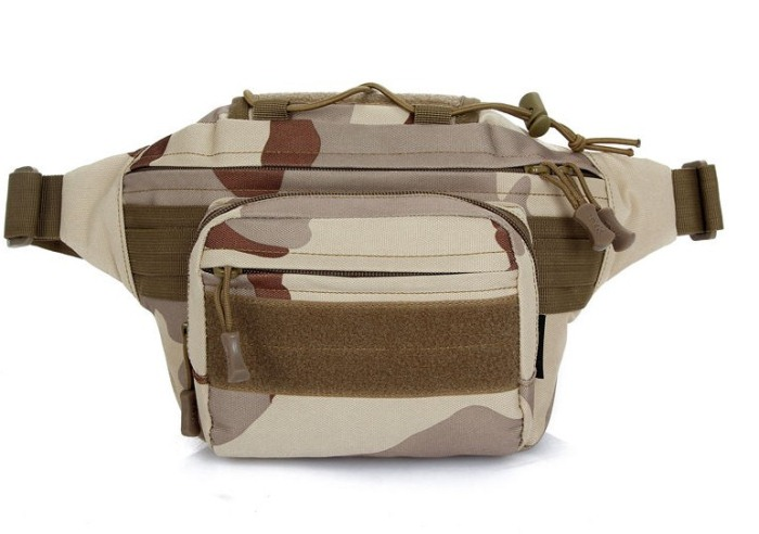 Molle Pouch Bags Man PackBags Outdoor Mini Waist Bags Single Bags