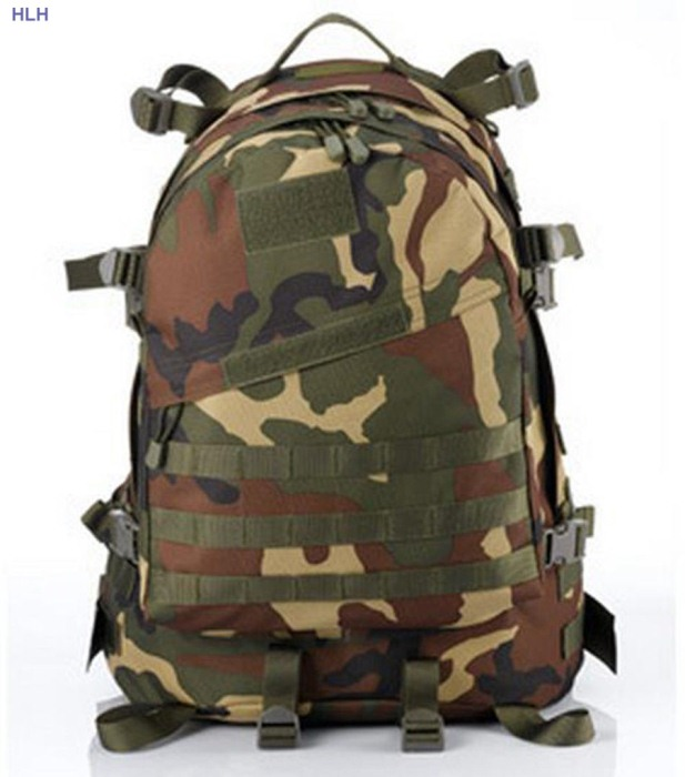 Camping 3D Sport Men Bags Tactical Outdoor Male Bags CLColor