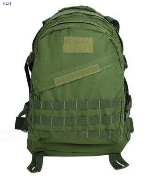 Outdoor Army Fans Climbing Bags Military Tactical Men Bags Green