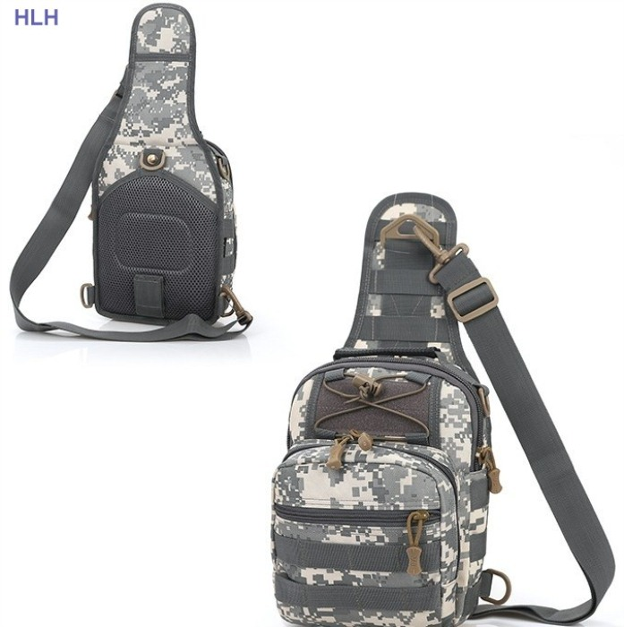 Hunting Men PackBags Fantasy Chest Male Bags ACU Color