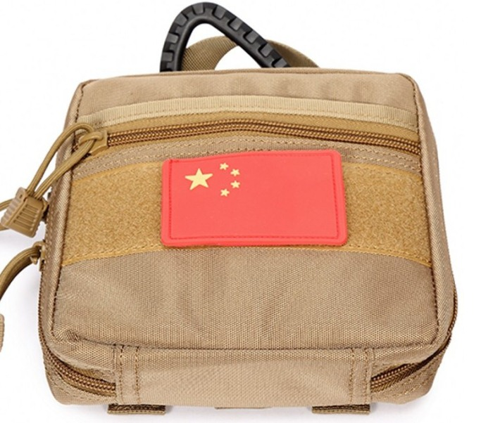 Fashion PackBags Military Army Fans EDC Shoulder BackBags Tan