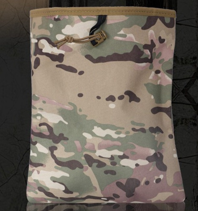 Emersongear Hunting Airsoft Folding Magazine Recycling Bag