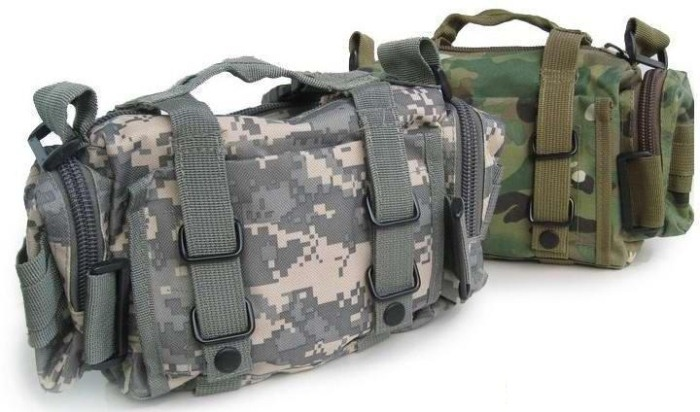Tactical Camera Bags Hunting Army Fans Shoulder Bags CL Color