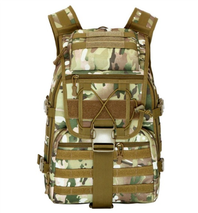 Tactical Airsoft Molle PackBags Walking Computer Shoulder Bags