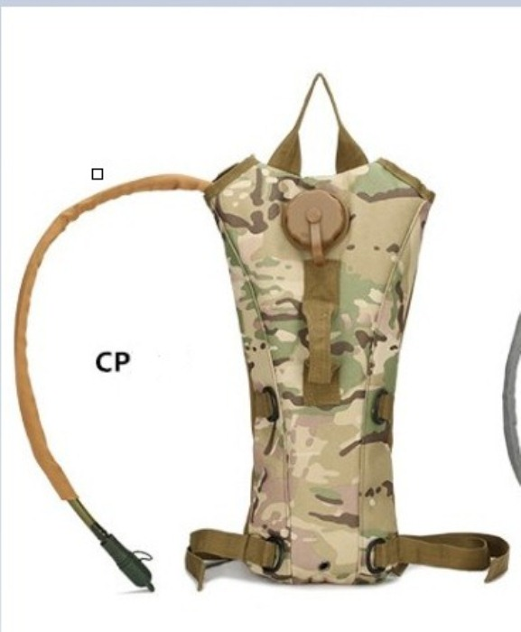 Military Tactical Army Fan Cycling Water Bags For Men