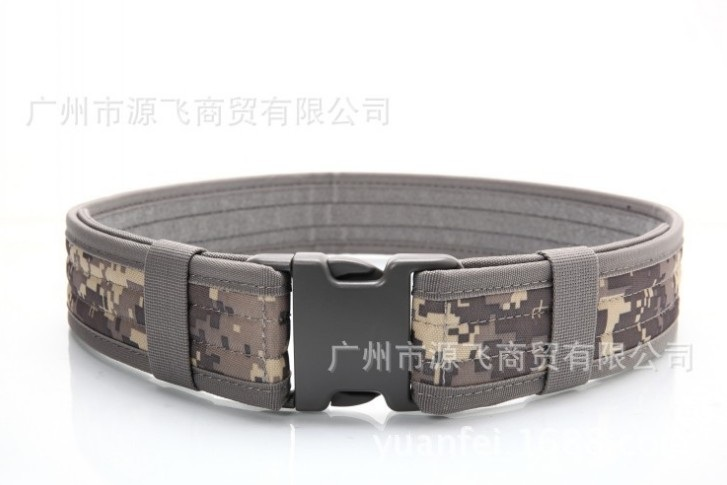 2016 Outdoor Tactical Belt Multifunctional Security Belts